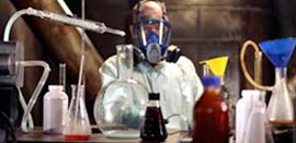 Meth Lab Clean Up & Testing Blue Nobby