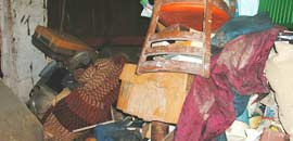 Hoarders Cleaning Montumana