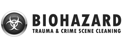 Biohazard Trauma & Crime Scene Cleaning Logo