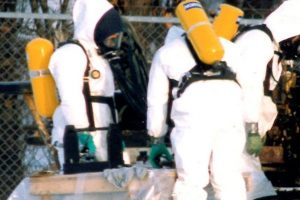 Fatal Industrial Accident Cleanups